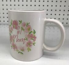 Mother's Day Gifts ,Mom Coffee Mug Tea Cup Thoughtful sentiment Flower Asso