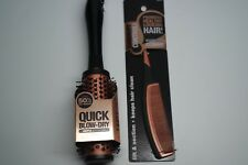2 Pack Conair Copper Collection Brush & Comb Gift Set #86256 & #93121