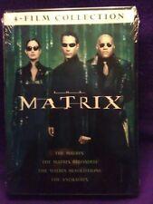 The Matrix Collection - 4 Film Dvd