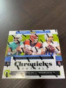 2020 Panini Chronicles NFL Football Factory Sealed Hobby Box : Auto,Prizm,Brady,