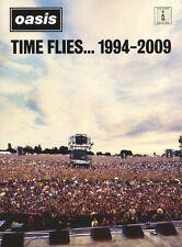 OASIS Time Flies 1994-2009 Guitar Sheet Music Book TAB LEARN WONDERWALL SONGS