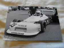 Original fotografía Motorsport - 6x4-Eliseo Salazar-Ralt RT1 británica F3 1978