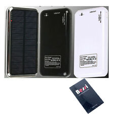 New 3500mAh solar charger battery for iphone samsung galaxy for all smart phone