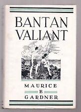 Maurice B Gardner-Bantan Eisenherz - 1st ED 1957 in seltenen Original dustwrapper