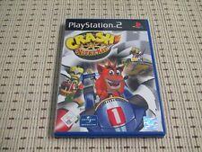 Crash NITRO KART PER PLAYSTATION 2 ps2 PS 2 * OVP *