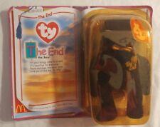 Ty McDonalds Teeny Beanie The End Bear 2000