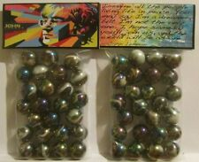 2 Bags Of John Lennon Beatles Music Promo Marbles