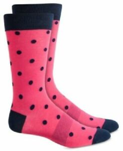 Bar III Men's Polka Dot Dress Socks