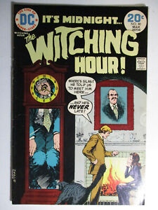 Witching Hour #40, Tunnel of Sorron, Fine/Very Fine, 7.0, OWW Pages