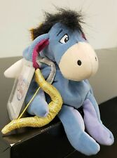 CUPID EEYORE Bean Bag Plush - with Tag & Tag Protector