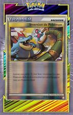 Inversion de Pokémon Reverse - HS01 - 99/123 - Carte Pokemon Neuve Française