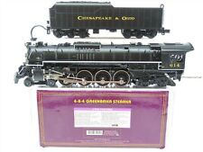 O Gauge MTH 20-3035-1 C&O Chesapeake & Ohio 4-8-4 Greenbrier Steam w/ ProtoSound