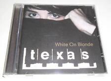 TEXAS - WHITE ON BLONDE - 1997 UK 14 TRACK CD ALBUM