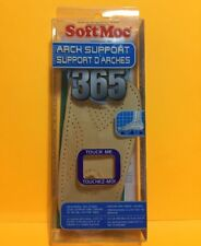 SOFTMOC Men��s 365 Arch Support - Leather - Size 9 NIB