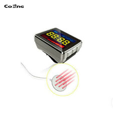 650nm Cold Laser Therapy Wrist Watch Treatment Hyperlipidemia and Pain Relief
