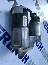 RENAULT MK3 CLIO MEGANE SCENIC 1.5 DCI STARTER MOTOR FRONT OF ENGINE FITMENT