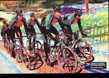 Team USPS US POSTAL Cyclisme Cycling ANDY HAMPSTEN TYLER HAMILTON DARREN BAKER