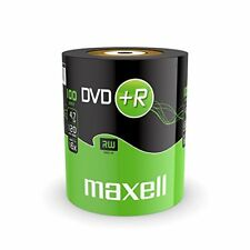 Maxell DVD 120 Minuten 4.7 GB Data 16x 100er Shrink
