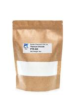 100% Pure White Titanium Dioxide Dyes & Pigment Colorant TiO2  PTR-620