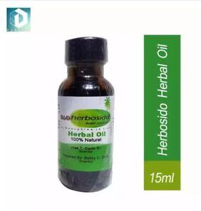 DUNSPEN Herbosido 100% Natural Herbal Oil (15ml)