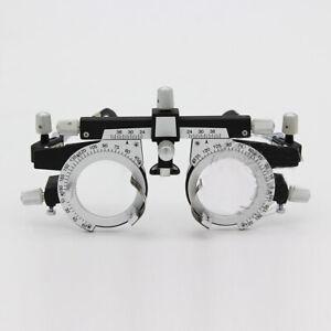 Universal Trial Frame Optical Test Lens Frame Fully Pupil Distance Adjustable