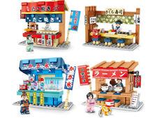 Mattoncini - Building Blocks Bricks - Japan street Food - Takoyaki ramen sushi
