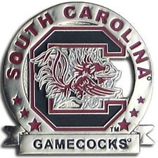 South Carolina Gamecocks Glossy Pin Lapel NCAA Licensed Football Baseball