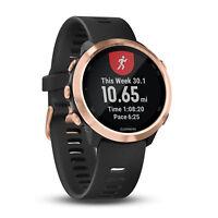 Garmin Forerunner 645 Music GPS Watch Rose Gold