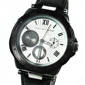 GEOFFREY BEENE men's watch - Day Date - Quartz