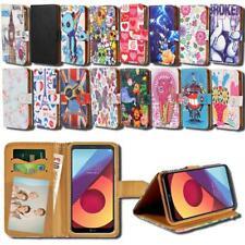 Per vari smartphone LG-SERIE X IN PELLE PORTAFOGLIO STAND SMART COVER