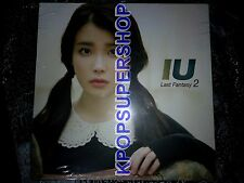 IU Vol. 2 Second - Last Fantasy CD NEW Sealed K-POP KPOP