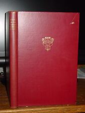 1936 Notes On The Harvard Tercentenary, Notes, Events, Speakers, Speeches, Rare