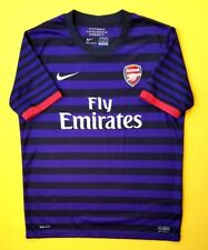 4.7/5 Arsenal kids jersey 13-15 years 2012 2013 shirt 479290-547 Nike ig93
