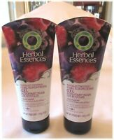 2 Herbal Essences Totally Twisted Scrunching Gel 6 Ounces New