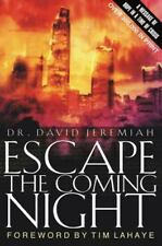 Escape The Coming Night, Dr. David Jeremiah, David Jeremiah, Acceptable Book