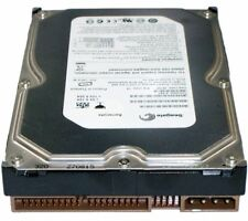 "Seagate 160Gb IDE/PATA HDD Desktop 3.5"" Hard Disk Drive ST3160215ACE 40P Ribbon"