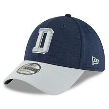 NEW ERA 39THIRTY FITTED CAP. ON FIELD SIDELINE DALLAS COWBOYS