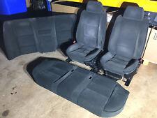 BMW E39 5er Sitze Innenausstattung Sitzgarnitur Rücksitzbank Fahrersitz Beifahre