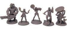 SHADOWRUN RPG - Prime Runner Miniatures x5 *NEUF/NEW*