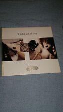 pristine promo record tony lemans self titled full  paisley park records 1989