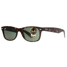 Ray Ban RB2132 902 58mm Tortoise Green G-15 Square Sunglasses