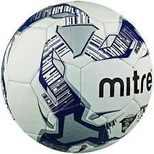 5 x Mitre Football Size 3 (up to Age 8) free ball bag, Mitre Primero