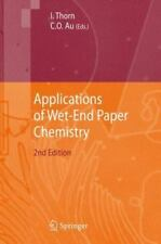 Applications of Wet-End Paper Chemistry (2009, Hardcover)
