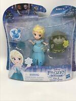 Disney Frozen Little Kingdom Elsa and Grand Pabbie