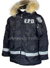 RPD STARS Albert Wesker Resident Evil/Biohazard N-3B Black Jacket New Old Stock