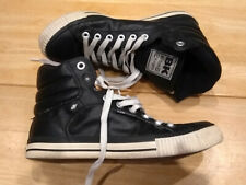 BK British Knights trainers. Black and white. Size UK 9, EUR 43, US 9.5