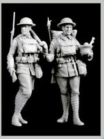 1/35 Resin WWI British Soldiers Kit unpainted unassembled BL987