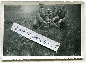 Foto :  Soldaten der 26.Panzer-Division mit Granatwerfer in italien 1943