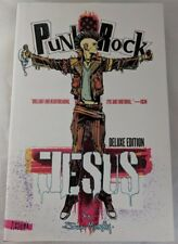 Punk Rock Jesus Deluxe Edition Oversized HC Hardcover Sean Murphy VERTIGO NM