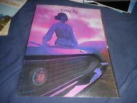 1970 Ford Fairlane Torono Cobra 428 GT Original Color Brochure Catalog Prospekt